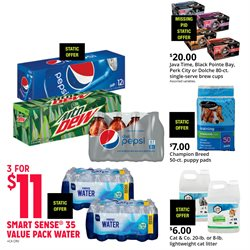 Refreshments deals in the Kmart weekly ad in New York