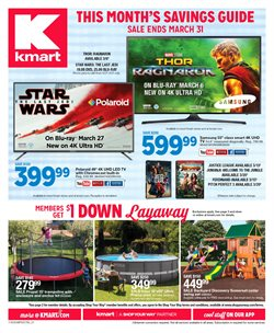 Discount Stores deals in the Kmart weekly ad in Modesto CA