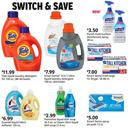 Tide deals in the Kmart weekly ad in New York