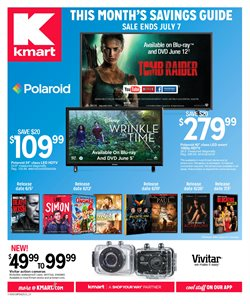 Discount Stores deals in the Kmart weekly ad in New York