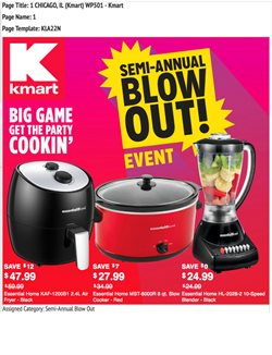 Kmart deals in the Lebanon PA weekly ad