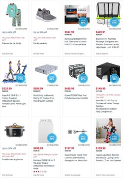 Generator deals in Kmart