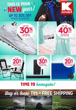 Discount Stores offers in the Kmart catalogue in Chicago IL ( 2 days left )