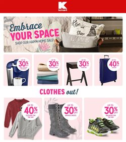 Kmart catalogue ( Expires tomorrow )