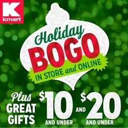 Kmart deals in the New York weekly ad