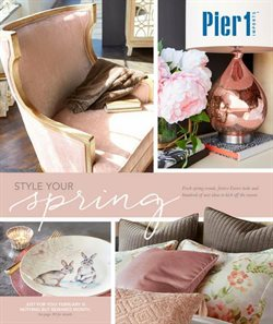 Pier1imports deals in the Houston TX weekly ad