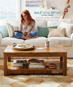 Sofa deals in the Pier1imports weekly ad in New York