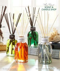 Candle deals in the Pier1imports weekly ad in New York