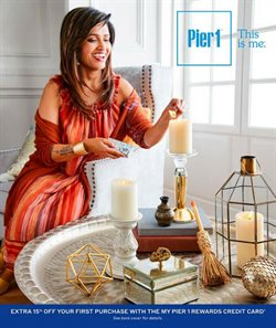 Home & Furniture deals in the Pier1imports weekly ad in Hot Springs National Park AR