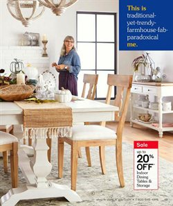 Storage deals in the Pier1imports weekly ad in Bay City MI