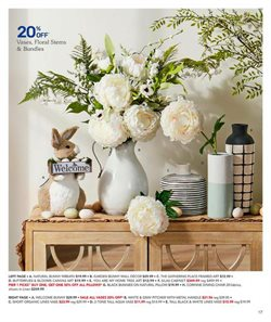 Mirror deals in the Pier1imports weekly ad in Hot Springs National Park AR