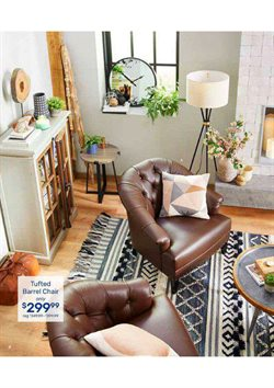 Chairs deals in the Pier1imports weekly ad in New York
