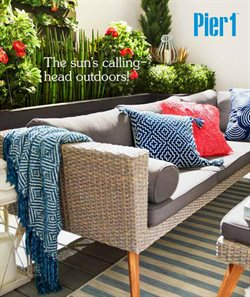 Pier1imports deals in the Hot Springs National Park AR weekly ad
