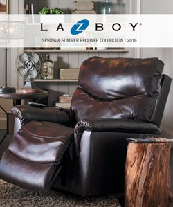 Home & Furniture deals in the La-Z-Boy weekly ad in Reading PA