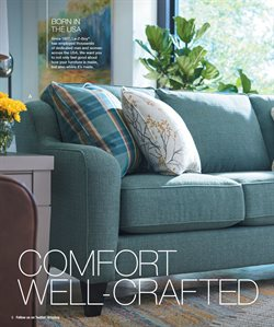 Furniture deals in the La-Z-Boy weekly ad in Massillon OH
