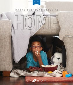 Home & Furniture deals in the La-Z-Boy catalog ( More than a month)