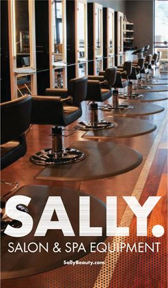Sally Beauty catalogue ( Expired )