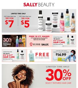 Beauty & Personal Care offers in the Sally Beauty catalogue in Phoenix AZ ( 3 days left )