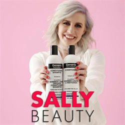 Sally Beauty deals in the Houston TX weekly ad