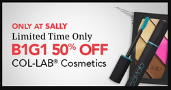 Sally Beauty coupon ( 2 days ago )