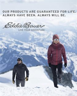 Eddie Bauer deals in the San Antonio TX weekly ad