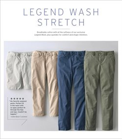 Slacks deals in the Eddie Bauer weekly ad in Troy NY