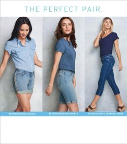Jeans deals in the Eddie Bauer weekly ad in New York