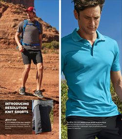 T-shirt deals in the Eddie Bauer weekly ad in New York