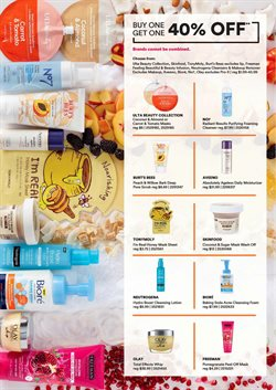 Aveeno deals in the Ulta Beauty weekly ad in Los Angeles CA