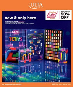 Beauty & Personal Care offers in the Ulta Beauty catalogue in Los Angeles CA ( 2 days left )