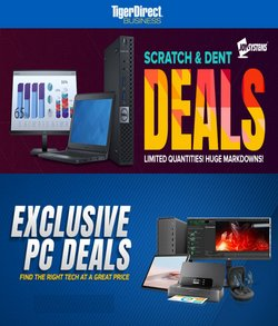 Tiger Direct deals in the Tiger Direct catalog ( 2 days left)