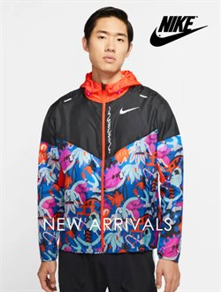 Nike catalogue ( More than a month )