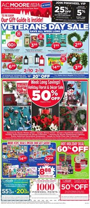 Gifts & Crafts deals in the AC Moore weekly ad in Troy NY