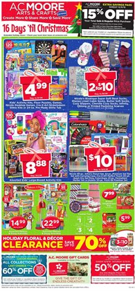 Gifts & Crafts deals in the AC Moore weekly ad in Delray Beach FL