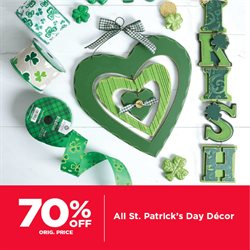 Gifts & Crafts offers in the AC Moore catalogue in Hollywood FL ( Expires tomorrow )