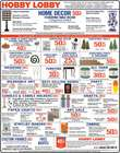Home & Furniture offers in the Hobby Lobby catalogue in Lewisville TX ( 1 day ago )