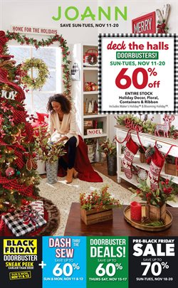 Gifts & Crafts deals in the Jo-Ann weekly ad in Rockford IL
