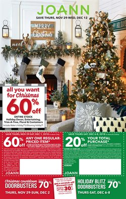 Gifts & Crafts deals in the Jo-Ann weekly ad in Delray Beach FL