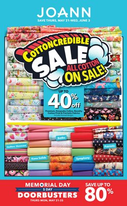 Gifts & Crafts offers in the Jo-Ann catalogue in Stockton CA ( 8 days left )