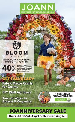 Gifts & Crafts offers in the Jo-Ann catalogue in Austin TX ( 4 days left )