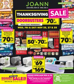 Gifts & Crafts offers in the Jo-Ann catalogue in Baton Rouge LA ( 2 days ago )