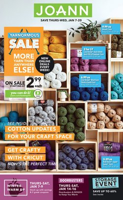 Gifts & Crafts offers in the Jo-Ann catalogue in Elyria OH ( 3 days left )