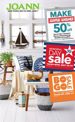 Gifts & Crafts deals in the Jo-Ann weekly ad in Bethesda MD