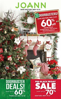 Gifts & Crafts deals in the Jo-Ann weekly ad in Kent WA