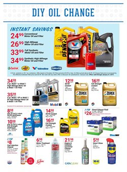 Antifreeze deals in the Pep Boys weekly ad in New York