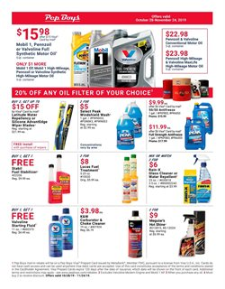 Pep Boys deals in the Hollywood FL weekly ad
