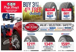 Pep Boys deals in the New York weekly ad