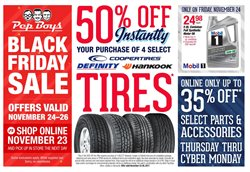 Pep Boys deals in the Apple Valley CA weekly ad