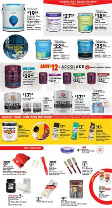Valu Home Centers deals in the Erie PA weekly ad