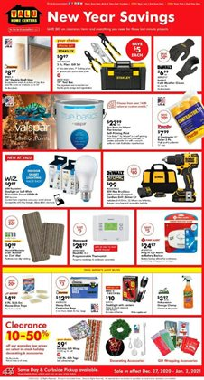 Valu Home Centers catalogue ( Expired )